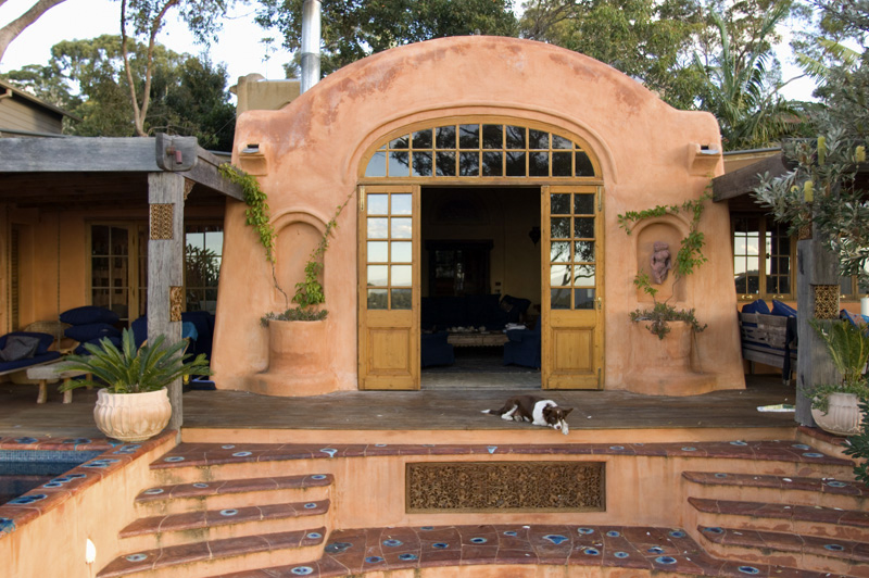David 39 s house minter designs petrina andrew minter for Recycled front doors